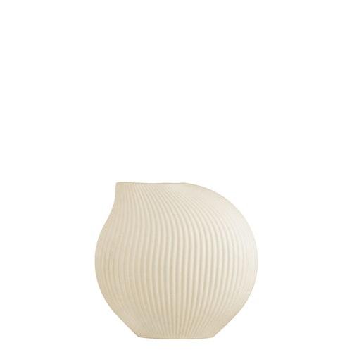 Keramikvas Lerbäck, beige, Storefactory