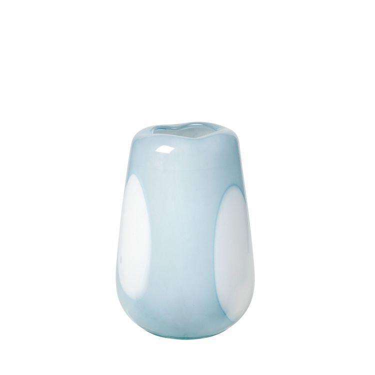 Vas Ada Dot, plein air light blue, 26 cm, Broste Copenhagen