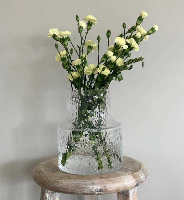 Vas Kolonn mellan, Skrufs glasbruk, 20 cm