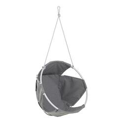 Cocoon hängstol, utemöbel, grey, Trimm Copenhagen