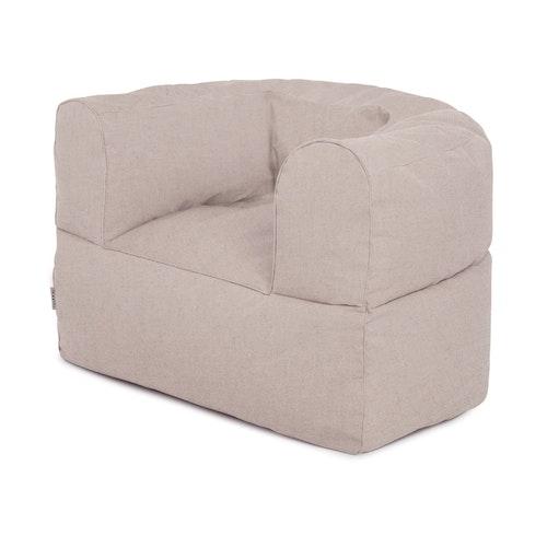 Fåtölj Arm strong chair, beige wool, Trimm Copenhagen