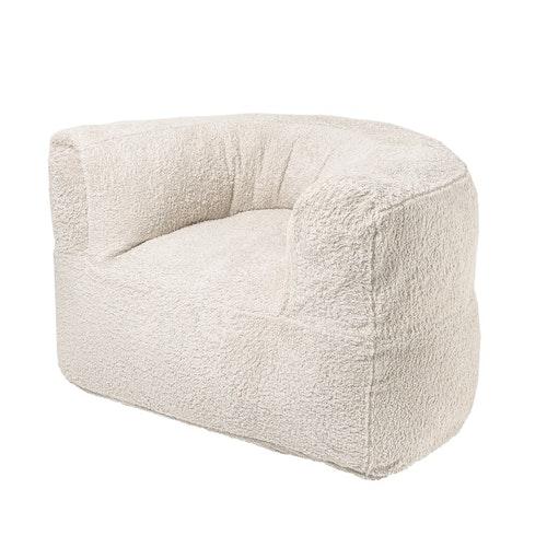Fåtölj Arm strong chair, teddy nature, Trimm Copenhagen