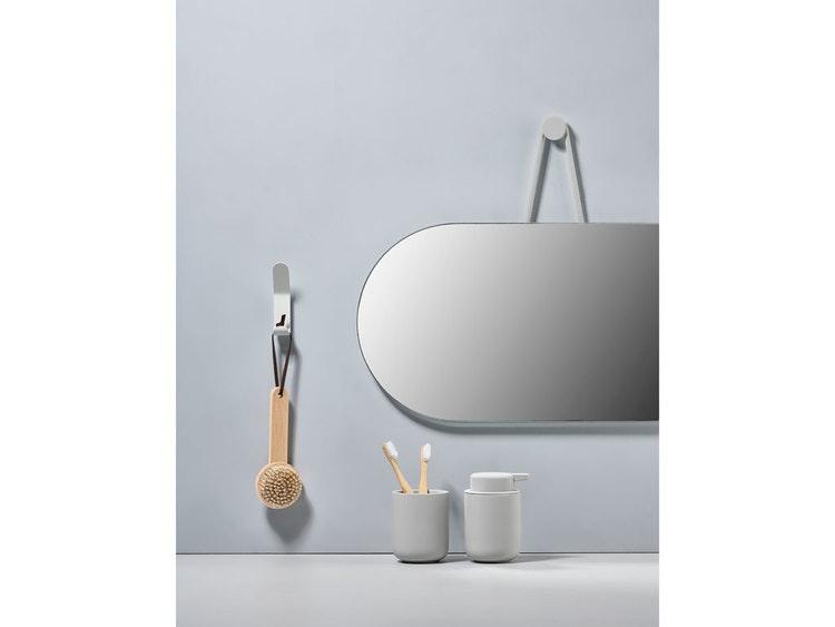 Väggspegel A-Wall Mirror, Soft Grey, Zone Denmark