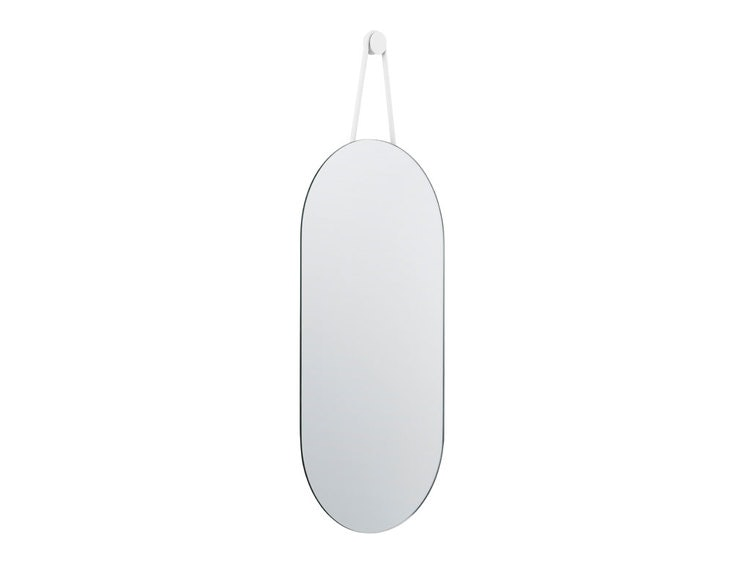 Väggspegel A-Wall Mirror, White, Zone Denmark