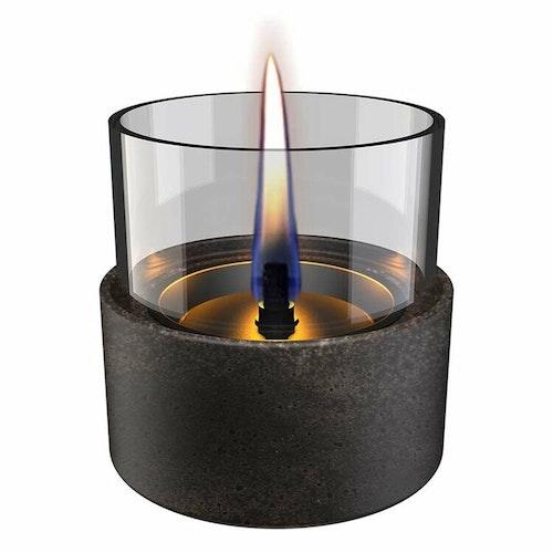 Ljuslykta Aster 10, Earth Lava, porslin, Tenderflame