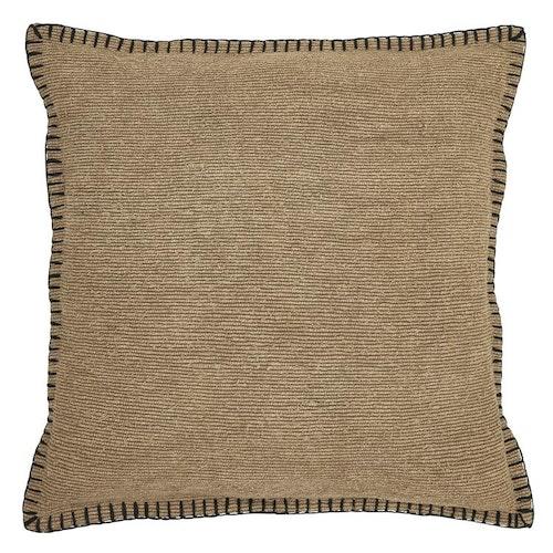 Kuddfodral Earthy, beige, 50 x 50 cm, Jakobsdals textil