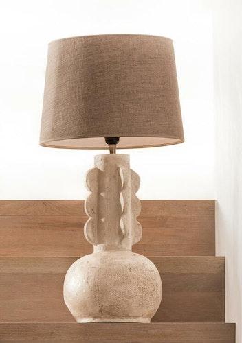 Bordslampa Harper med skärm, PR Home