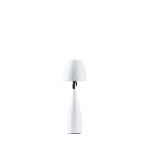 Bordslampa Anemon, liten, mattvit, Belid