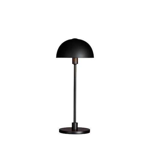 Bordslampa Vienda mini, svart, Herstal