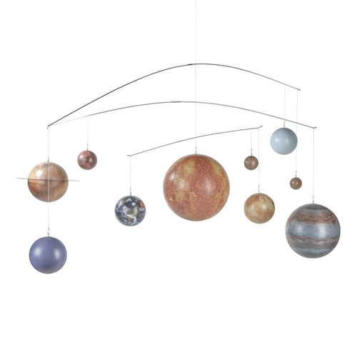 Mobil Solar System, Authentic Models
