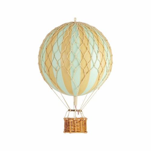 Luftballong Travels Light, mint, Authentic Models