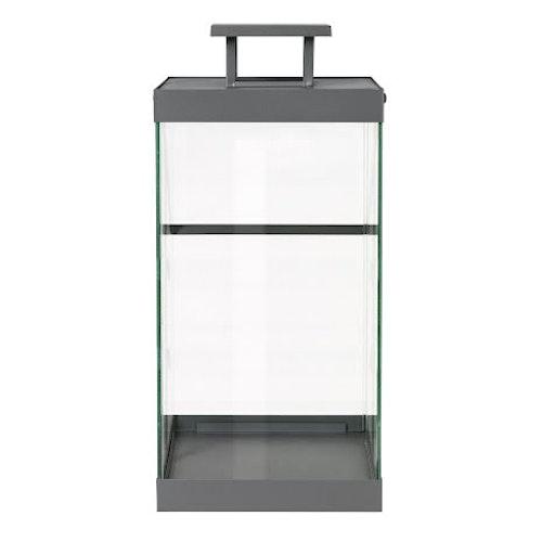 Lanterna Finca, Steel Gray, 46 cm, Blomus