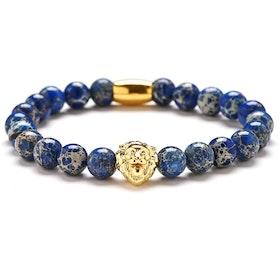 Boss Blue - Gold Alpha