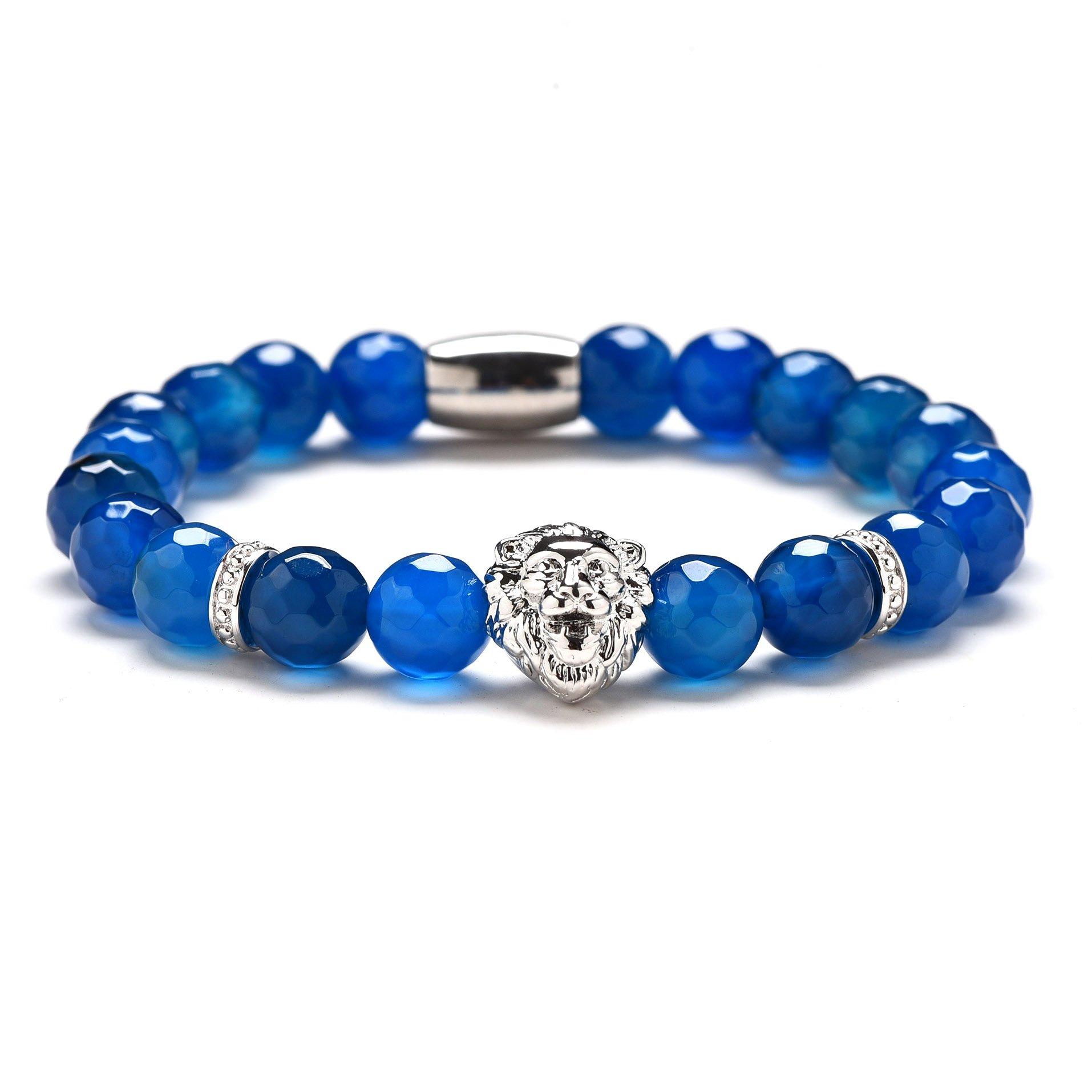 Crystal Blue - Silver Alpha