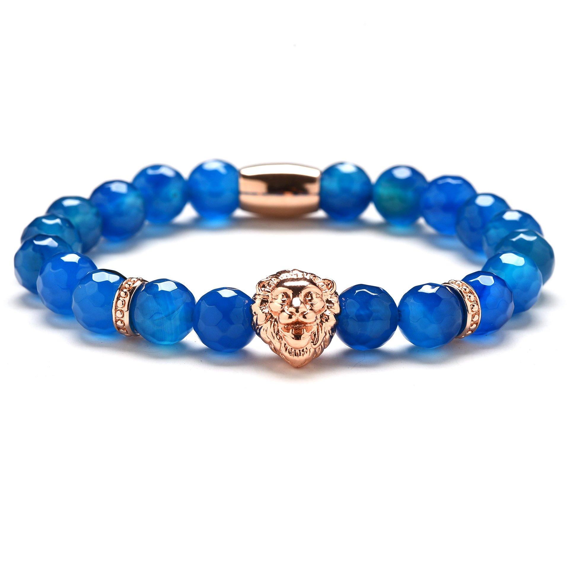 Crystal Blue - Rose Alpha