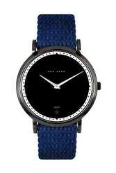 Pangea Perlon Black Navy Blue