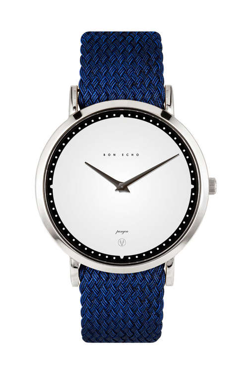 Pangea Perlon Steel Navy Blue