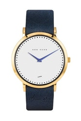 Aurora Gold Navy Blue