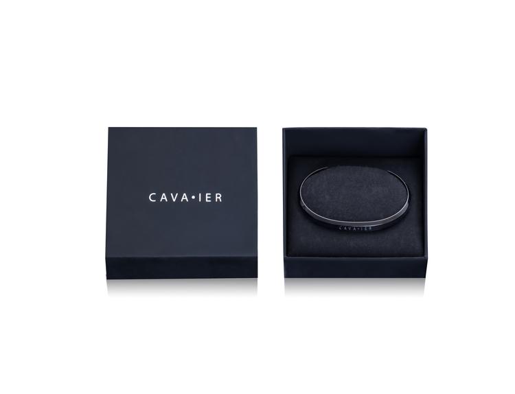 Cavaier Black Cuff