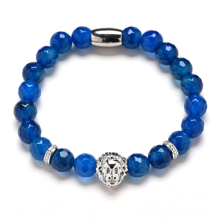Crystal Blue Silver Alpha