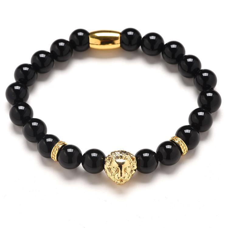 Jet Black Gold Alpha