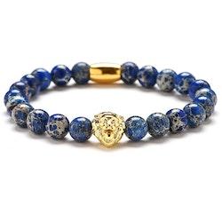 Boss Blue Gold Alpha