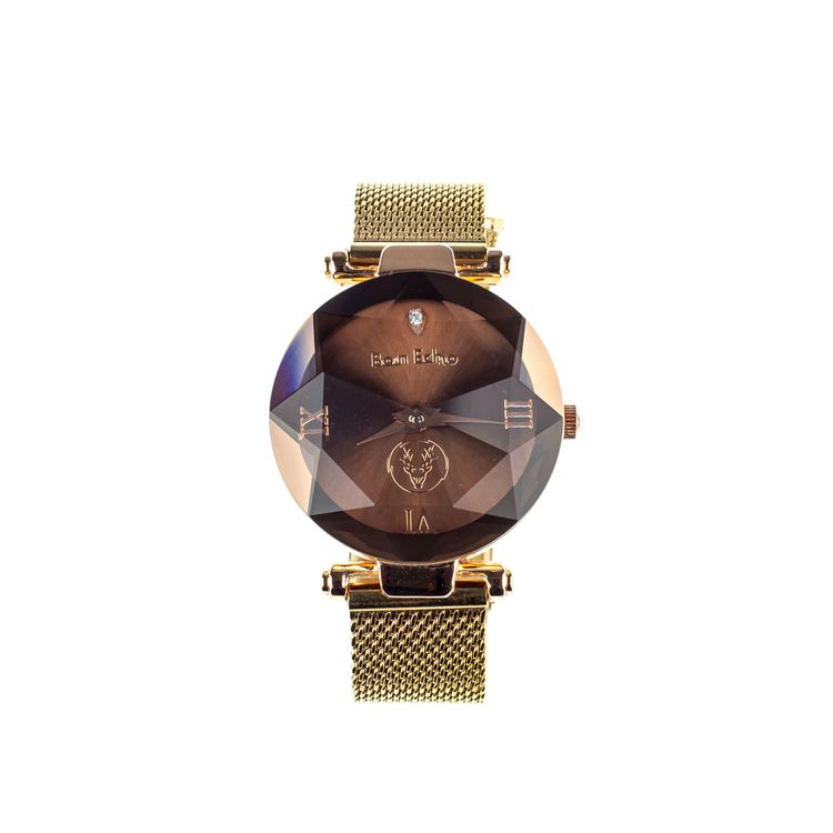 DIAMOND du FEMME- Rose / Brown