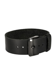 Bon Echo | Leather Strap Black
