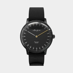 FIRST SEASON MATTE BLACK/BLACK/BLACK NATO