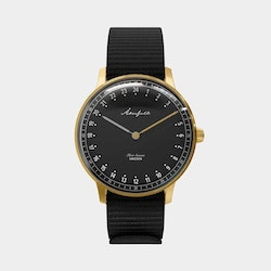 FIRST SEASON GOLD/BLACK/BLACK NATO