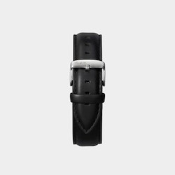 Åkerfalk | BLACK LEATHER STRAP