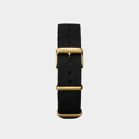 Åkerfalk | BLACK GOLD NATO STRAP