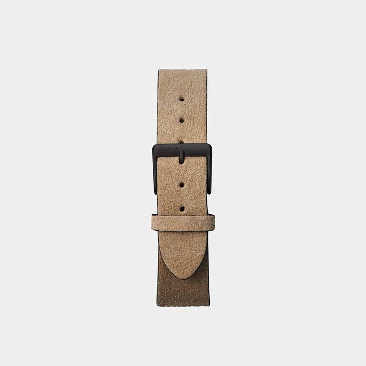 Åkerfalk | LIGHT BROWN BLACK MOCHA STRAP