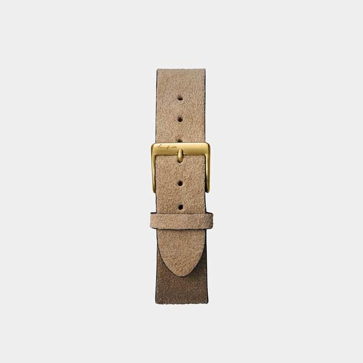 Åkerfalk | LIGHT BROWN GOLD MOCHA STRAP