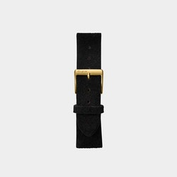 Åkerfalk | BLACK MOCHA GOLD STRAP