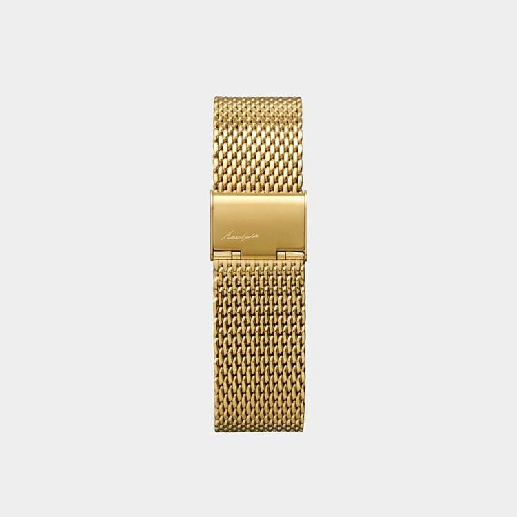 Åkerfalk | GOLD MESH STRAP