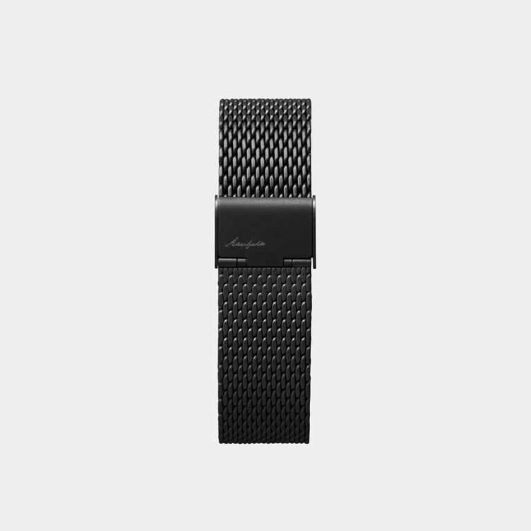 Åkerfalk | BLACK MESH STRAP