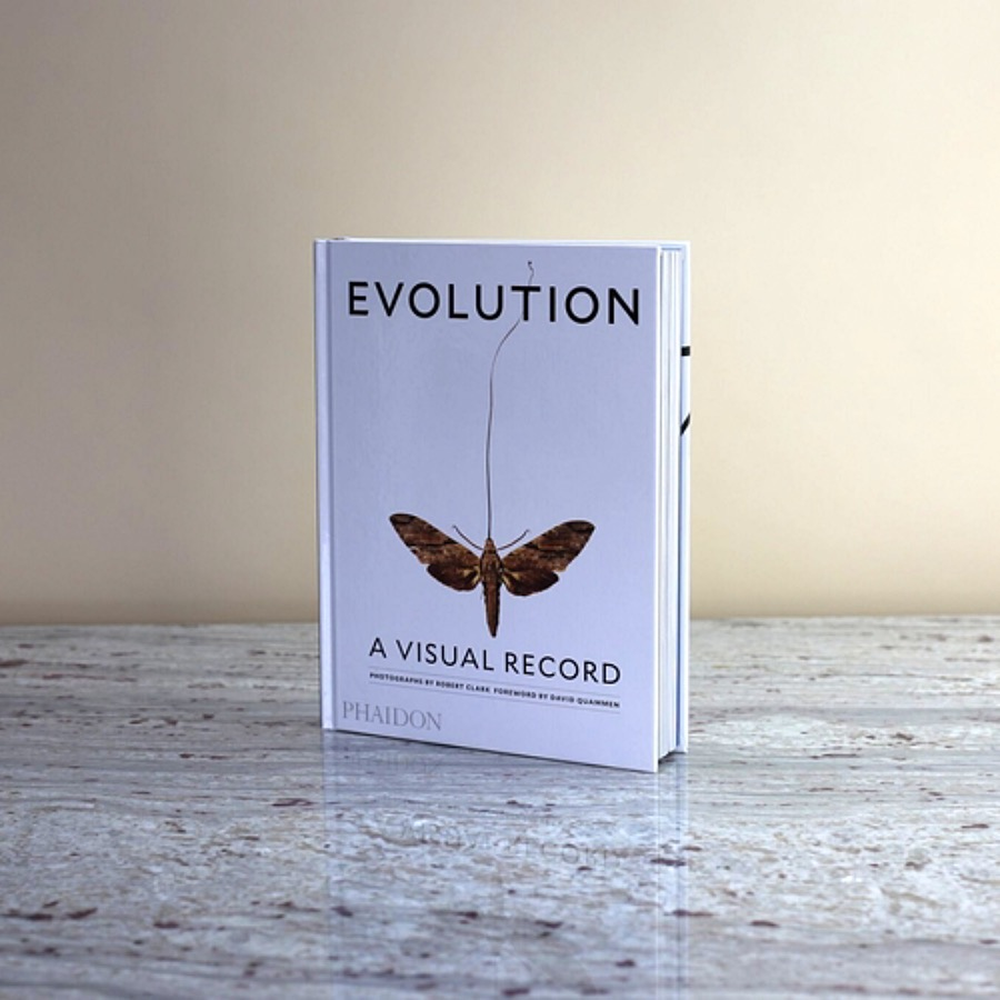 Evolution: A Visual Record. 260 x 196 x 25 mm. Through 200 revelatory images, award-winning photographer Robert Clark makes one of the most important foundations of science. The Arni Concept
