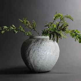 Argile Vase Round