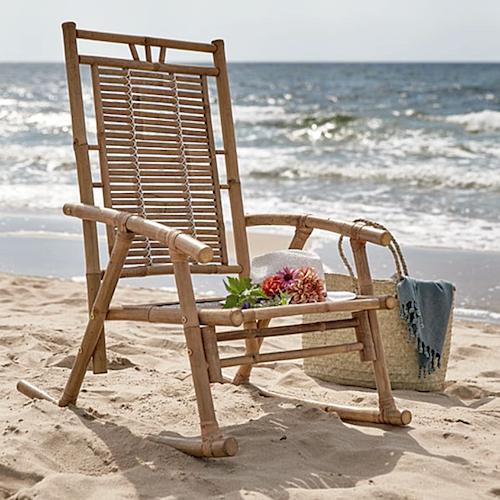 Rocking Chair, Bamboo