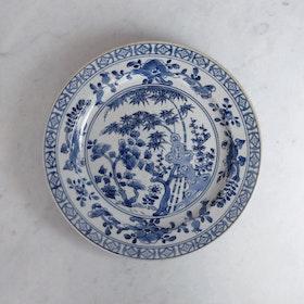 Kyoto Ceramics, Handpainted Plate