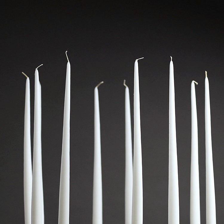 Argentum 10 Candle Holder. Ljusstake med plats för 10 ljus. D 46 H10 cm. The Arni Cocnept