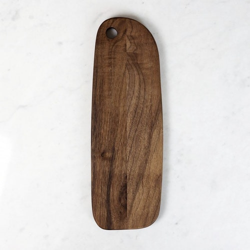 Walnut Serving Board, Tall