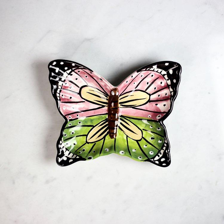 Butterfly Rosea Viridi
