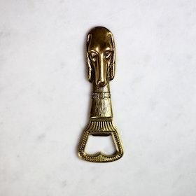 The Hunting Dog Brass Bottle Opener, Vintage Selection