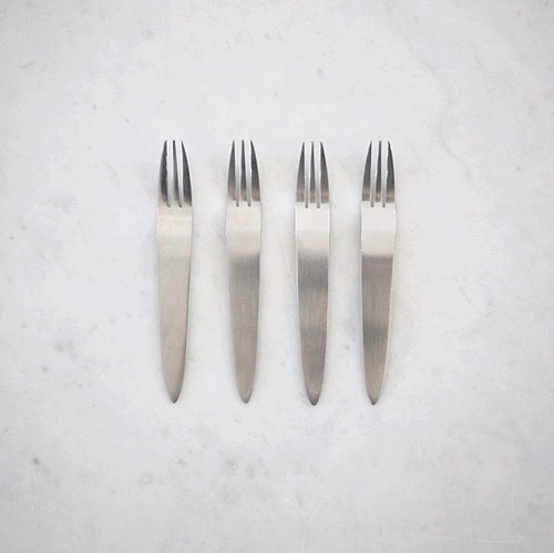 Cheese Fork Set (4)