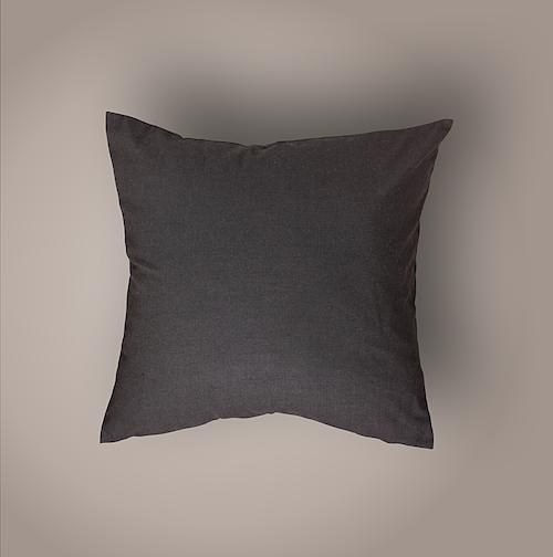 karla pillow cover, Deep Brown