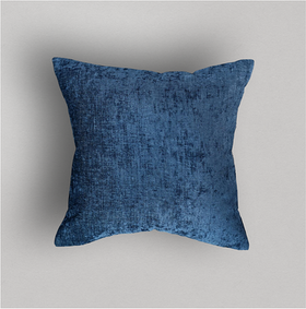 Perla Cushion Cover, Deep Teal