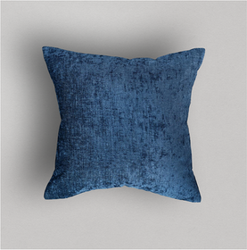 Perla Cushion Cover, Deep Teal