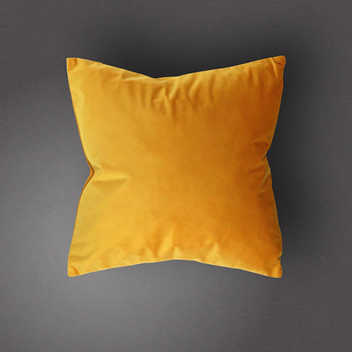 Vlou Cushion Series, Rich Amber